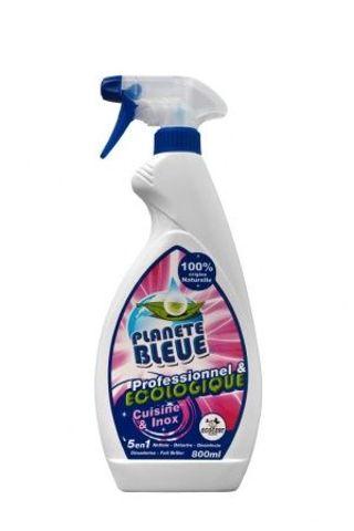 EKOLOGICZNY spray do czyszczenia i dezynfekcji kuchni 5w1 800ml