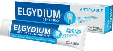 ELGYDIUM Anti-Plaque pasta do zębów 75ml