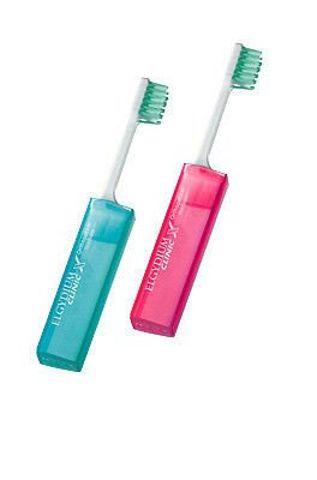 ELGYDIUM Clinic Orthopocket Szczoteczka do zębów x 1 sztuka