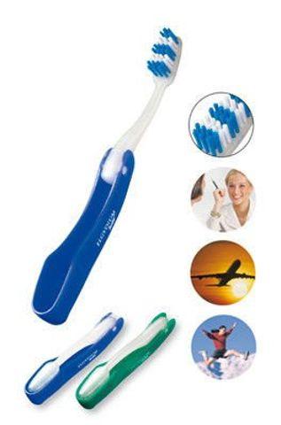 ELGYDIUM Clinic Pocket Szczoteczka do zębów Medium x 1 sztuka