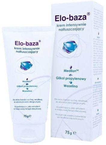 ELO-BAZA krem intensywnie natłuszczający 75g