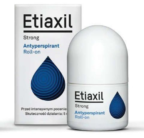 ETIAXIL Strong roll-on 15ml