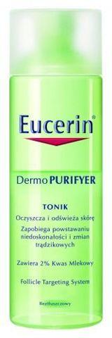 EUCERIN DermoPURIFYER Tonik 200ml