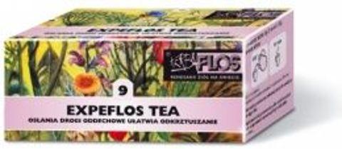 EXPEFLOS TEA 9 FIX 2g x 25 sztuk