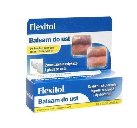 FLEXITOL Balsam do ust 10g