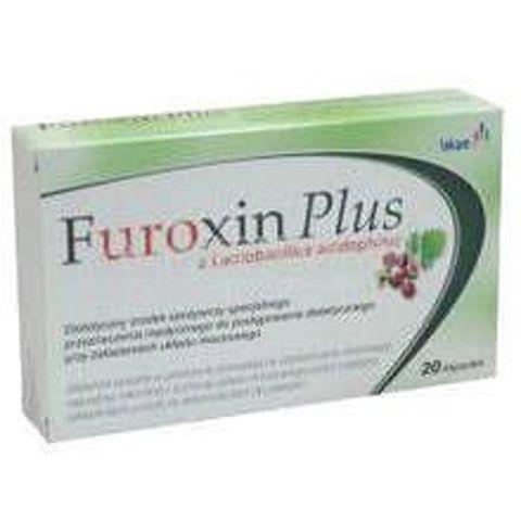 FUROXIN PLUS x 20 kapsułek