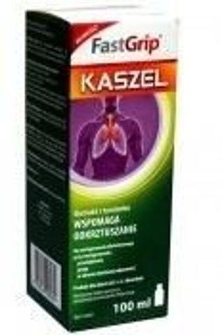 FastGrip Kaszel 100ml