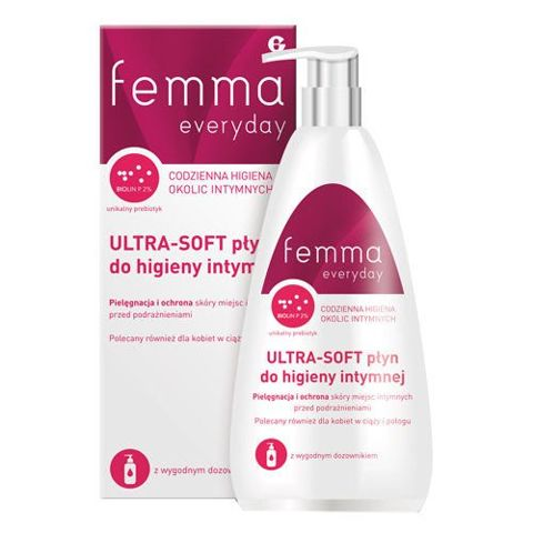 Femma Everyday Ultra-Soft płyn do higieny intymnej 150ml
