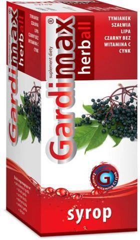 GARDIMAX Herball syrop 110ml