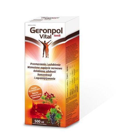 GERONPOL Vital tonik 500ml