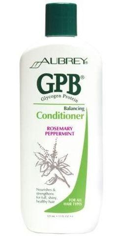 Glikogenowo - proteinowa odżywka przywracająca włosom równowagę o zapachu Rozmarynu i Mięty 325ml