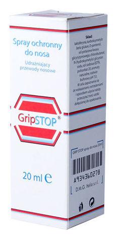 Grip Stop Krople ochronne do nosa 15ml