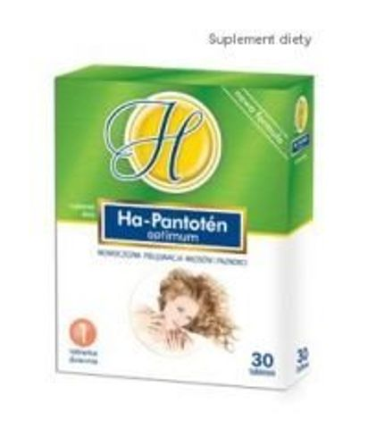 HA-PANTOTEN Optimum x 30 tabl.