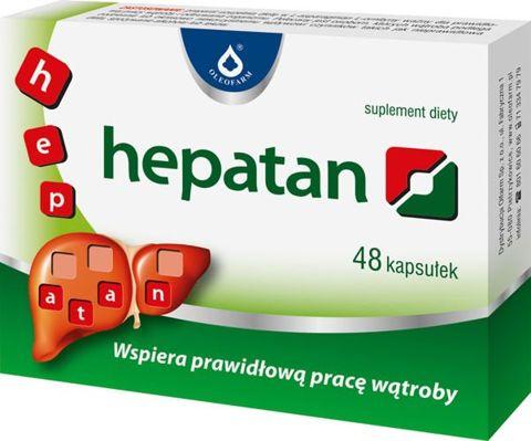HEPATAN x 48 kapsułek