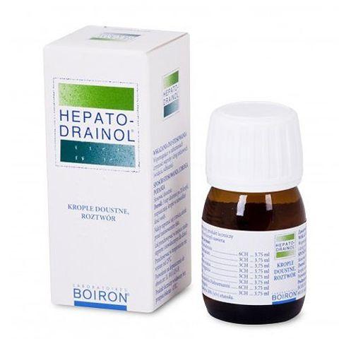 HEPATO-DRAINOL krople 30ml
