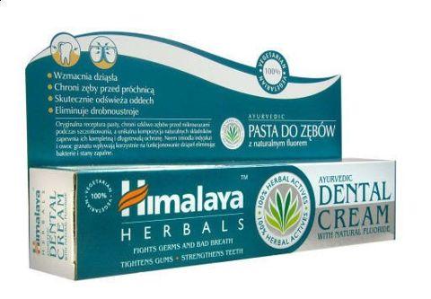 HIMALAYA  Pasta do zębów z naturalnym fluorem 100g