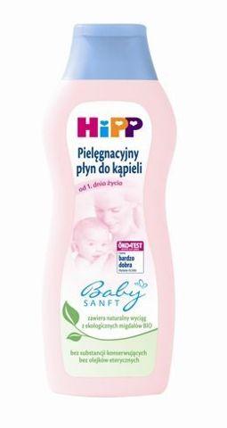 HIPP PŁYN Pielęgnacyjny do kąpieli 350ml