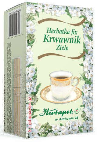Herbatka fix krwawnik ziele x 20 saszetek