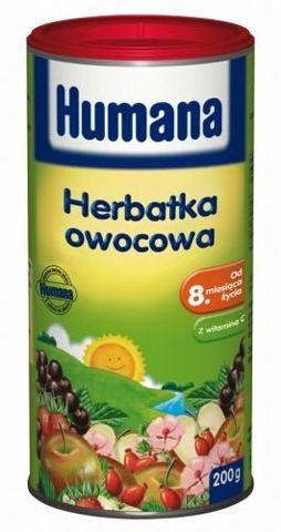 Humana Herbatka owocowa 200g