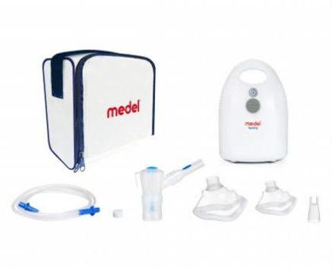 Inhalator MEDEL Family Plus pneumatyczny tłokowy x 1 sztuka
