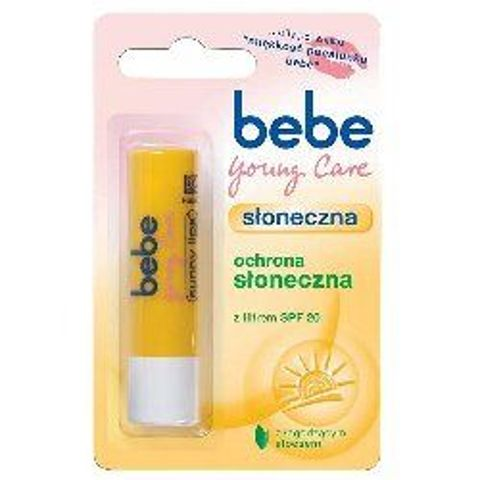 J&J BEBE POMADKA YOUNG CARE WANILIA 4,9g