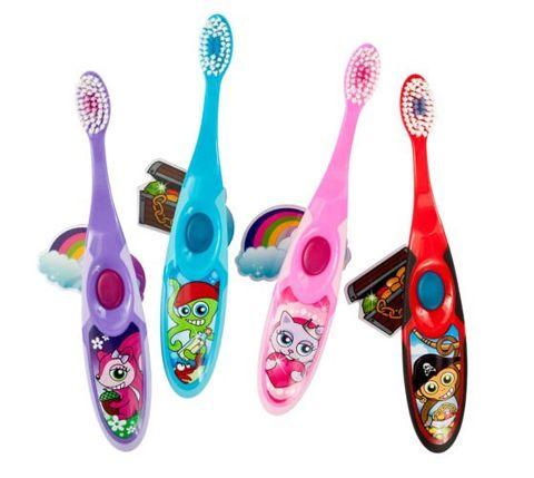 JORDAN Step by step szczoteczka do zębów dla dzieci 3-5 lat x 2 sztuki
