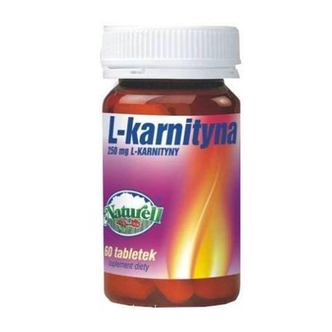 L-karnityna 250mg x 60 tabletek