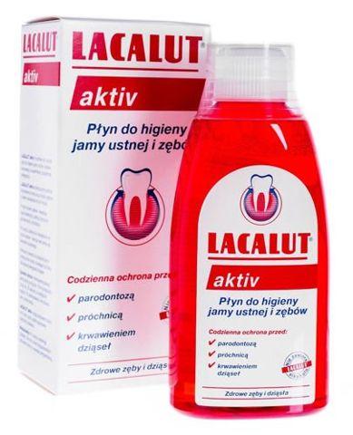 LACALUT Aktiv 300 ml