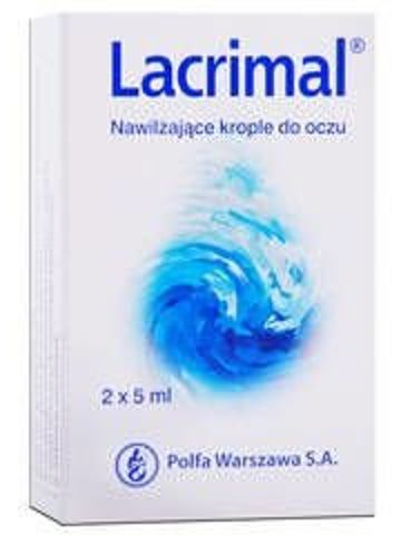 LACRIMAL x 10ml (2 x 5ml)