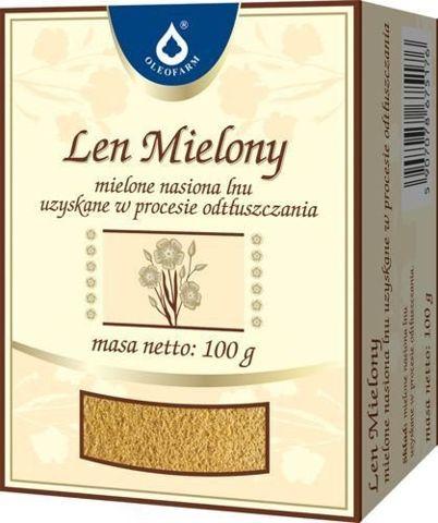 LEN MIELONY 100g