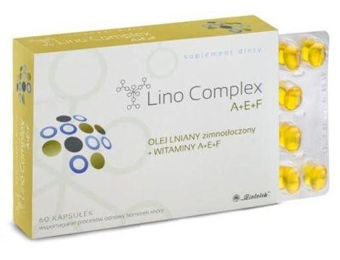 LINOCOMPLEX NNKT x 60 kapsułek