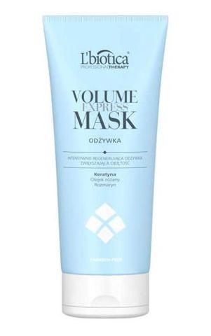 L'biotica Professional Therapy Volume Express Mask Odżywka zwiększająca objętość 200ml