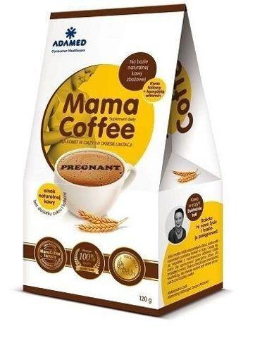 MAMA COFFEE smak naturalnej kawy 120g