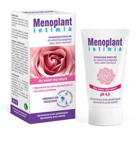 MENOPLANT INTIMIA kremo-żel do pielęgnacji okolic intymnych 30ml