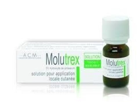 MOLUTREX 5% roztwór 10ml