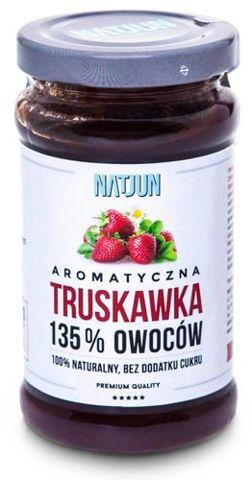 NATJUN Truskawka 135% 250g