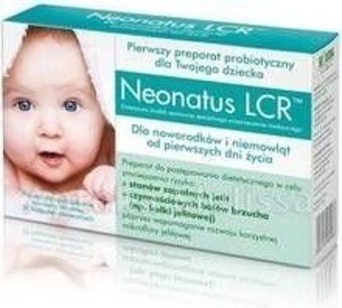 NEONATUS LCR x 30 kapsułek otwieranych