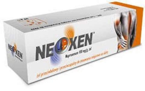 NEOXEN żel (Naproxen Plus) 50g