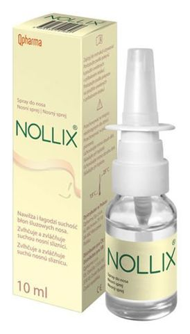 NOLLIX Spray do nosa 10ml
