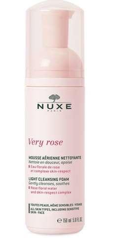 NUXE Rose Petal Pianka micelarna do oczyszczania twarzy 150ml