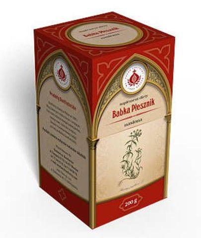 Nasiona Babki Płesznik Produkt Bonifraterski 200g