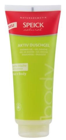 Natural Active Żel pod prysznic 200ml