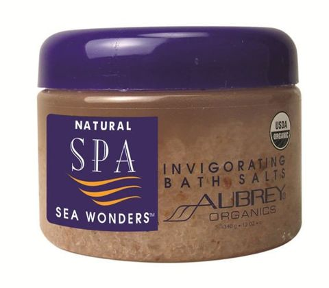 Natural Spa Sea Wonders Energetyzująca sól morska do kąpieli 355ml