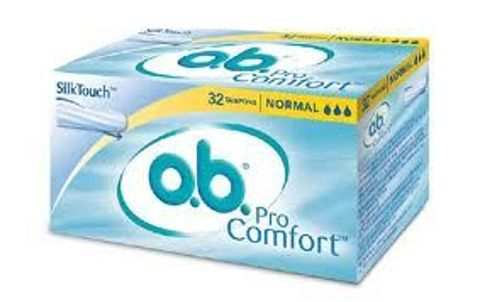 OB PROCOMFORT NORMAL x 32 tampony