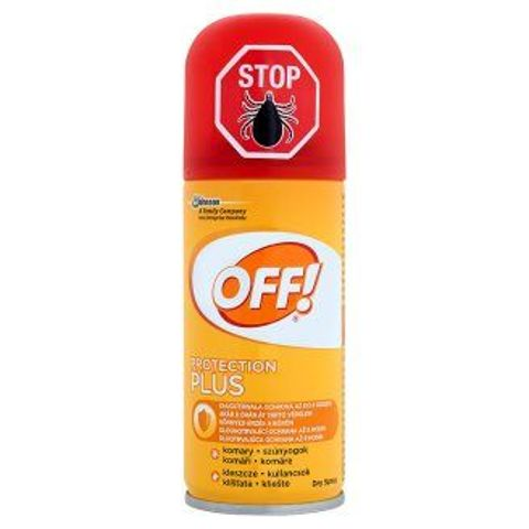 OFF! Protection Plus suchy aerozol 100ml