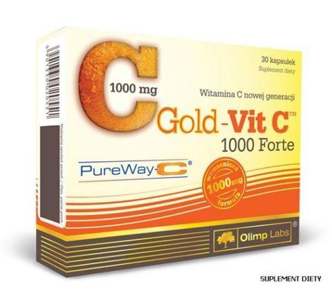 OLIMP Gold-Vit C 1000mg Forte x 30 kapsułek