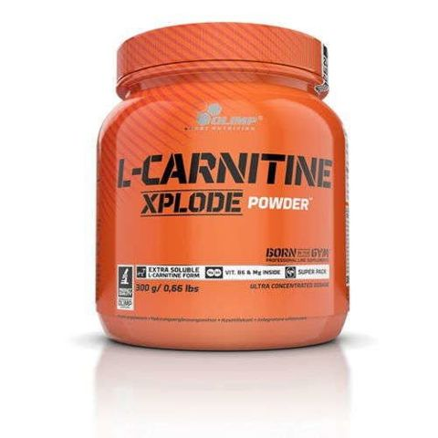 OLIMP L-Carnitine Xplode powder wiśnia 300g