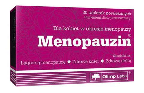OLIMP Menopauzin x 30 tabletek