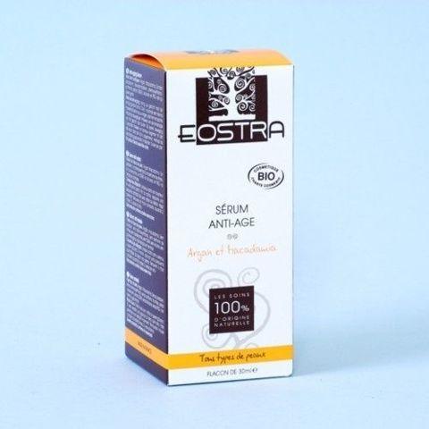 ORGANICZNE serum przeciwzmarszczkowe – dla wszystkich rodzajów skóry 30 ml