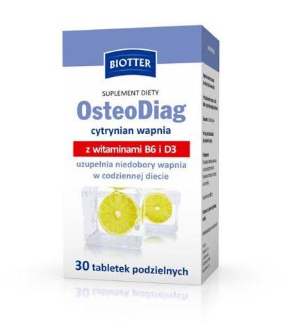 OSTEODIAG x 30 tabletek
